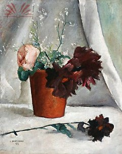 Cândido Potinari - Flores Murchas - 1931