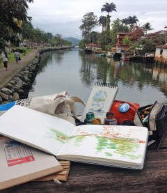 A-(26) URBANSKETCHERS PARATY 2014