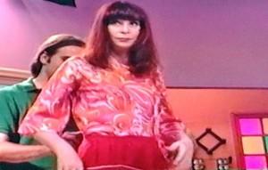 Paulo von Poser e Rita Lee no programa TVLEEZÃO